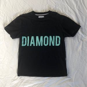 Diamond Supply Co. Tiffany Spellout Panel T